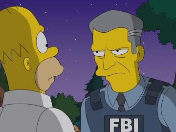 Los Simpson C539 'Roba este episodio'