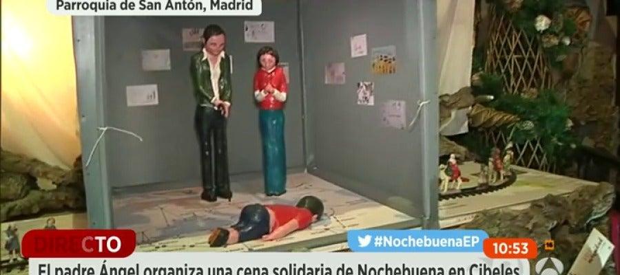 Antena 3 tv estas fiestas no son para dar cosas son for Ver espejo publico hoy
