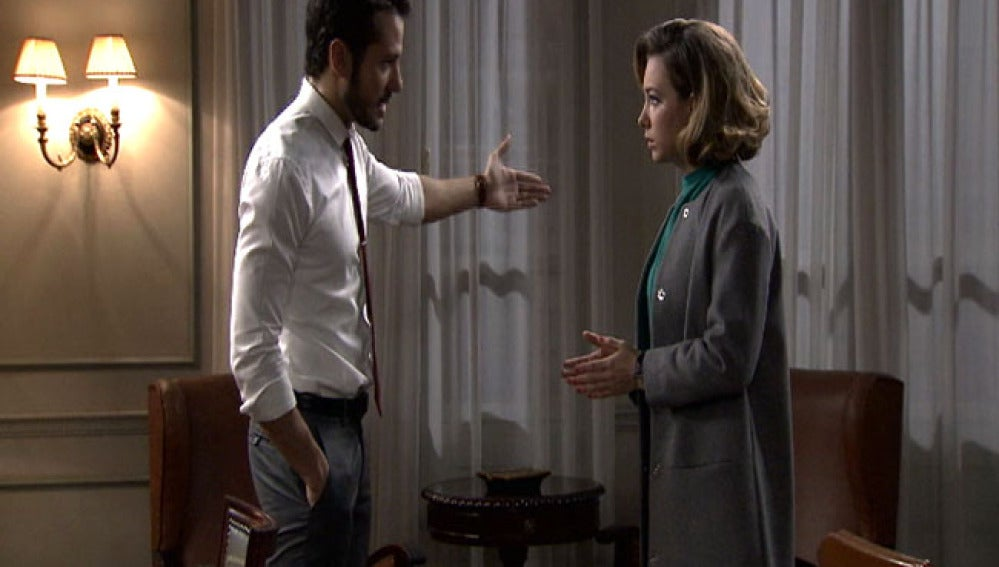 Amar C751 - Miguel decide romper con Leonor