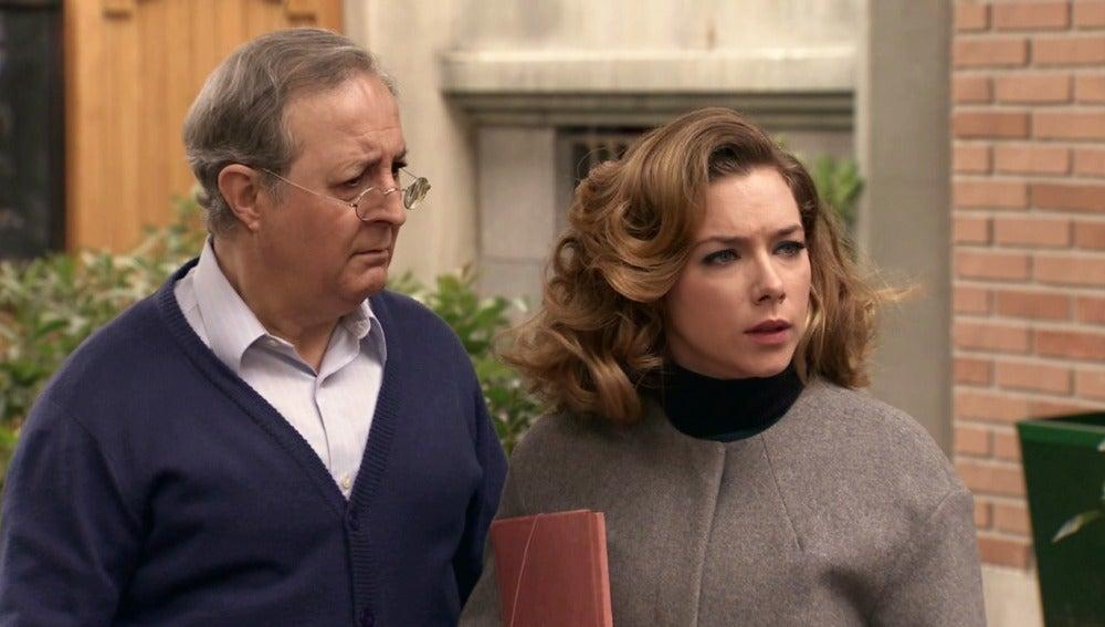 Leonor hace pública su ruptura con Miguel