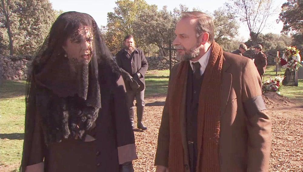 Raimundo culpa a Francisca de la muerte de BoscoRaimundo culpa a Francisca de la muerte de Bosco