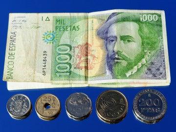 En 2020 se dejará de cambiar pesetas por euros