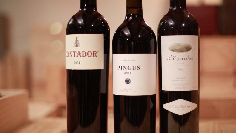 vinos 1000 euros