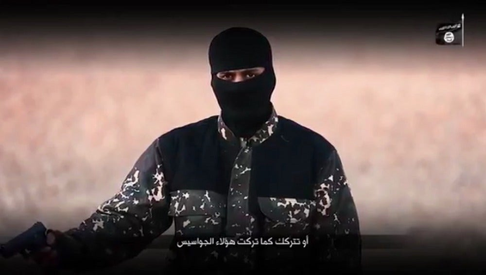 Verdugo de Daesh
