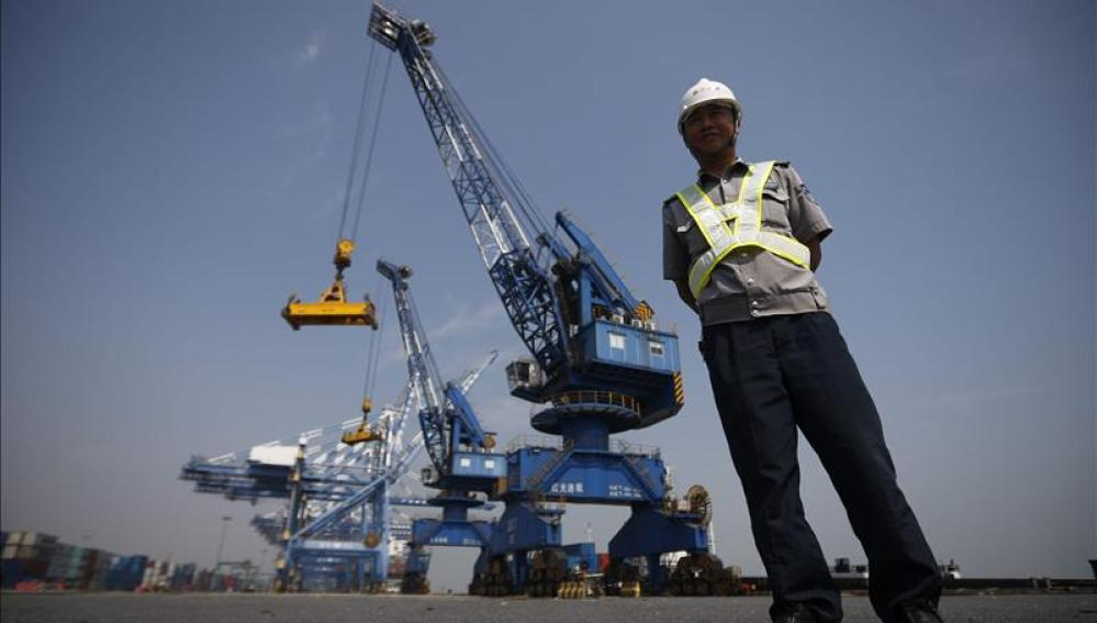 El Gobierno chino finaliza la construcción de un aeropuerto