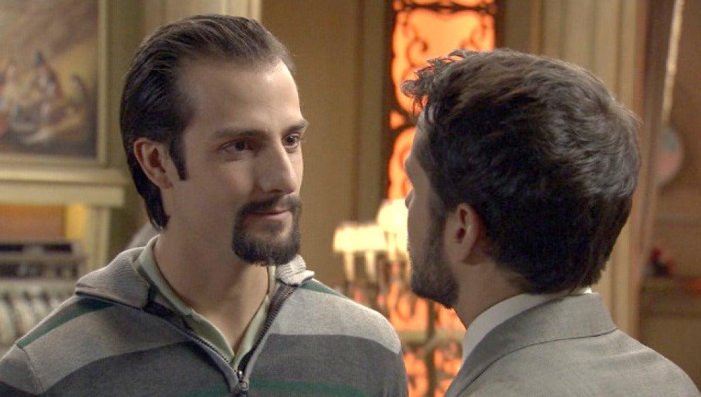 Miguel se enfrenta a Lucas