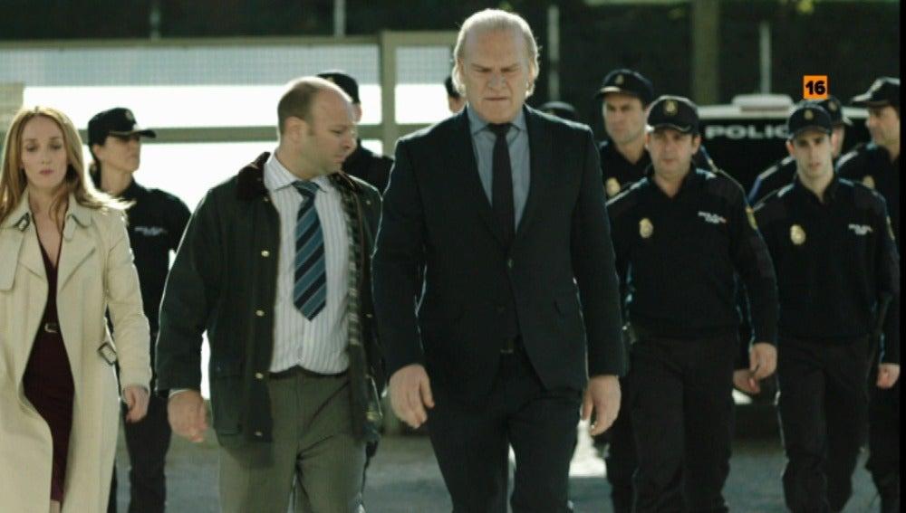 Nuevo caso, nuevo equipo y demasiados sospechosos en la segunda temporada de 'Bajo Sospecha'
