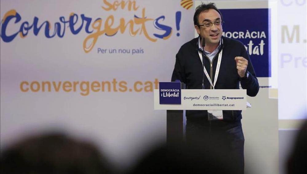 Josep Rull, coordinador de CDC