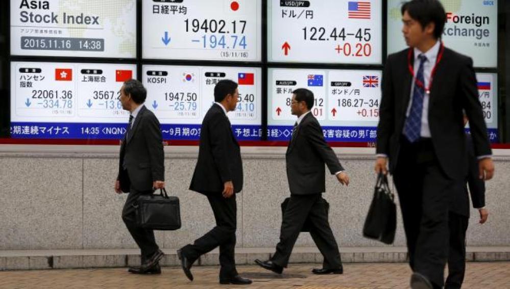 Mercados en Japón