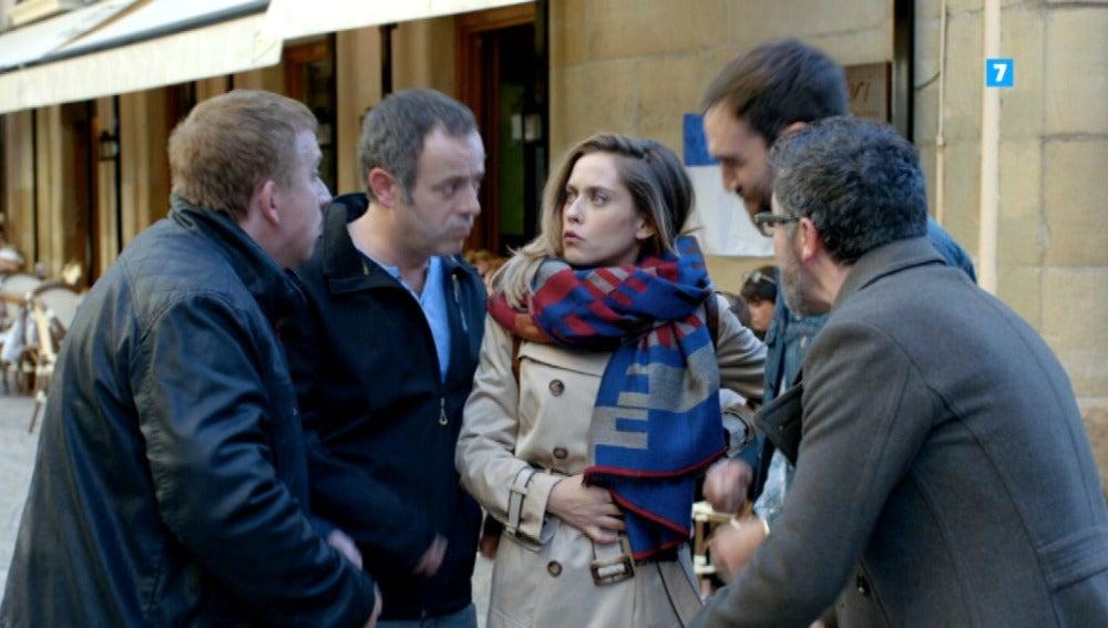 Carmen viaja a Euskadi en la segunda temporada de 'Allí abajo'