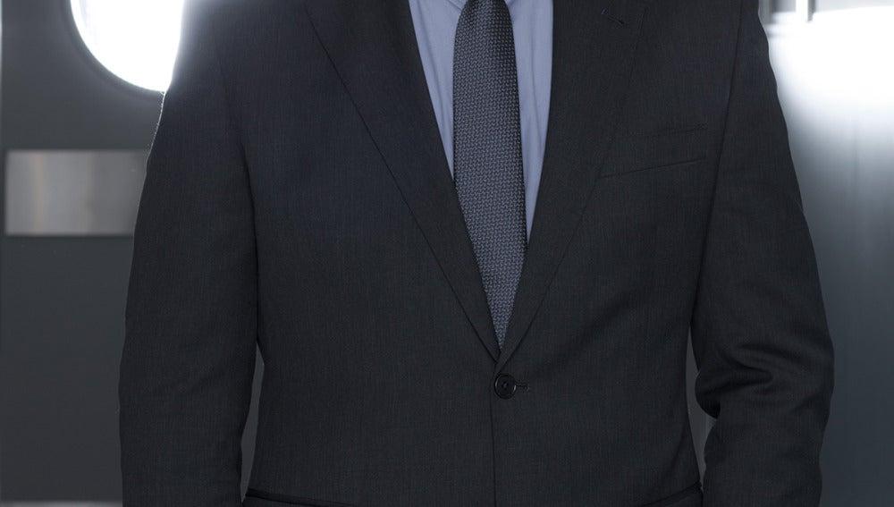 LLUIS HOMAR  es el Comisario Casas