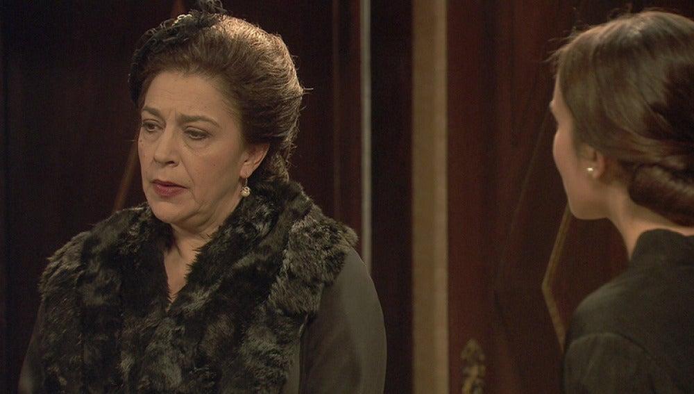 Doña Francisca quiere comprar El Jaral