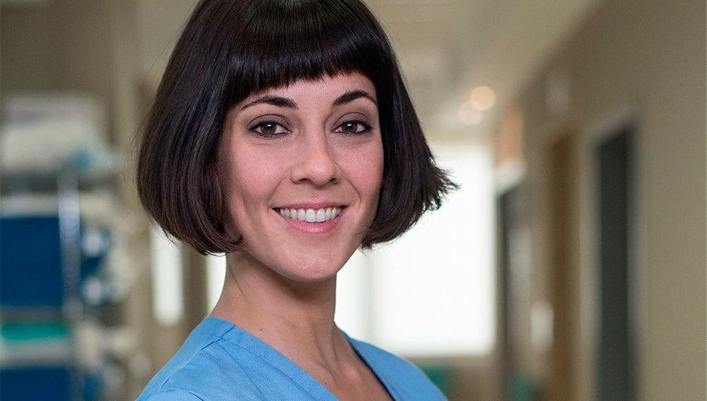 Eva Ugarte es Natalia Sanz