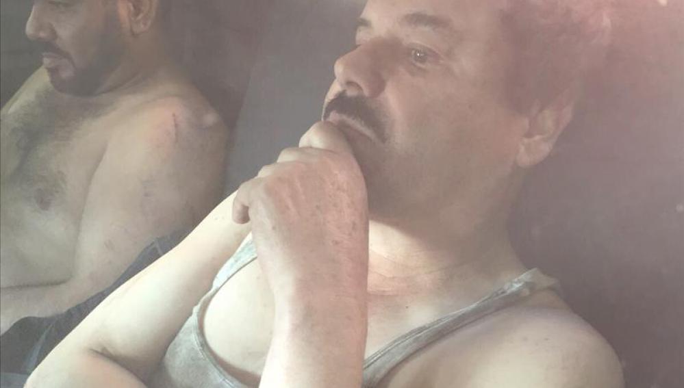 Guzmán, capturado en motel tras un operativo motivado por denuncia ciudadana