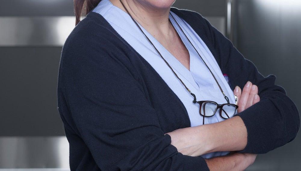 LUISA MARTÍN es Lidia Abad