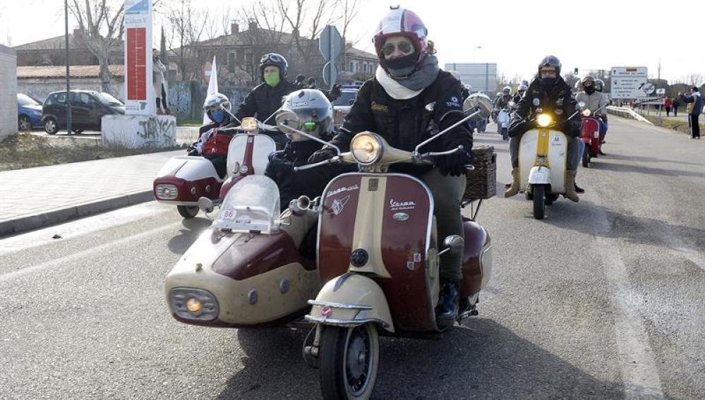 La Fiesta de la Moto de Valladolid
