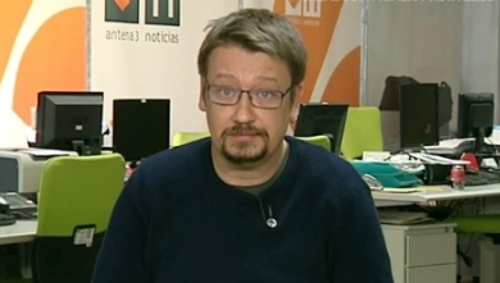 El cabeza de lista de En Común Podem, Xavier Domènech
