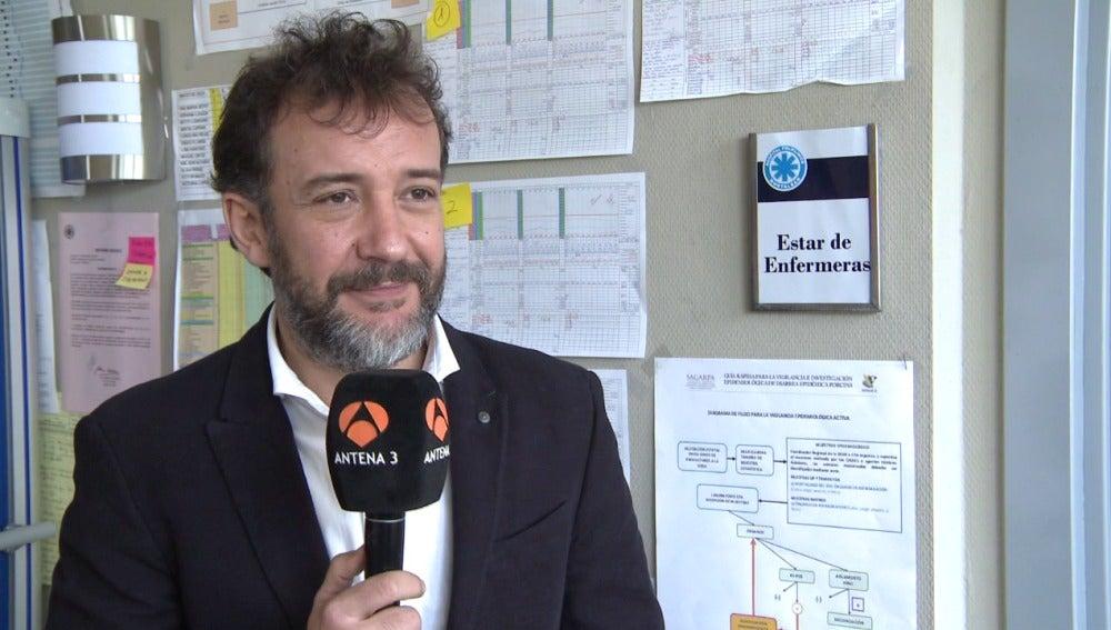 """José Luis García Pérez: """"El marido de Isabel será desde el primer momento en el punto de mira"""""""