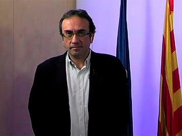 Josep Rull, coordinador de Convergencia Democrática de Cataluña