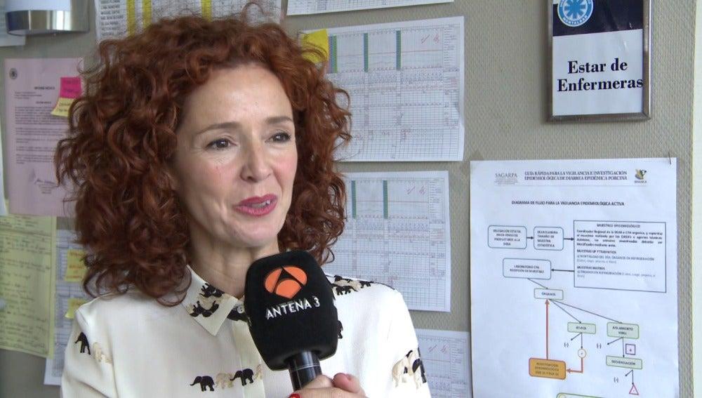 "Marta Belenguer: ""La segunda temporada va a sorprender mucho"""