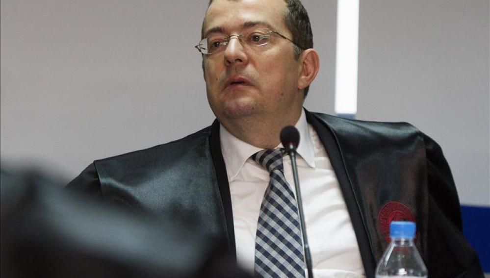El abogado de Diego Torres y Ana María Tejeiro, Manuel Gonzalez Peeters