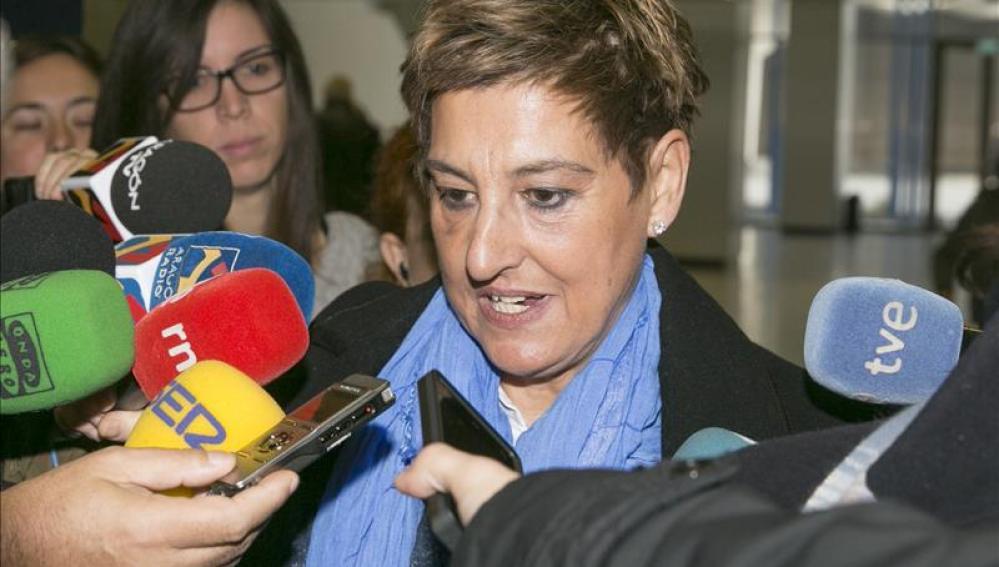 María Victoria Pinilla, exalcaldesa de La Muela