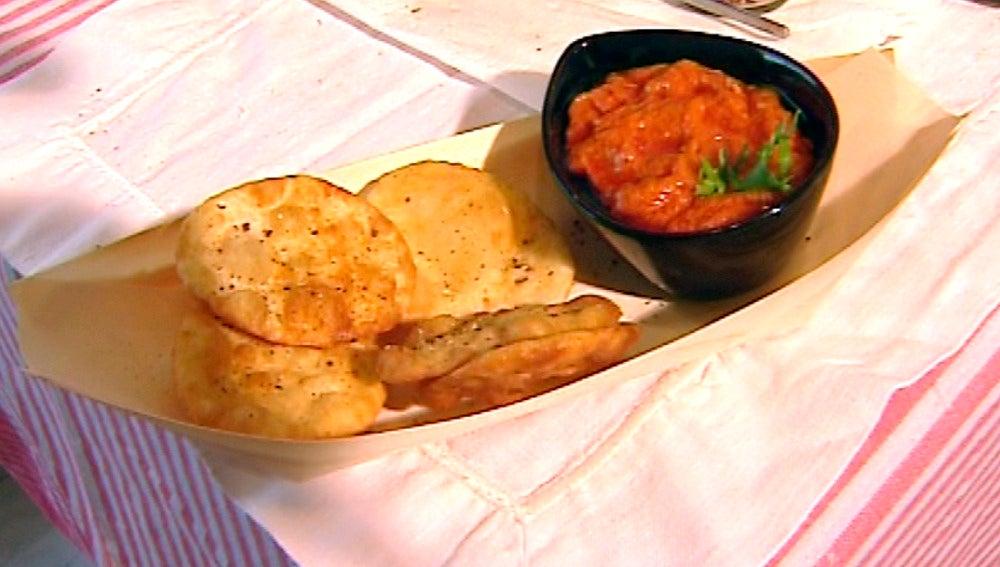 Tortitas de pan caseras: riquísimas y muy fáciles de preparar