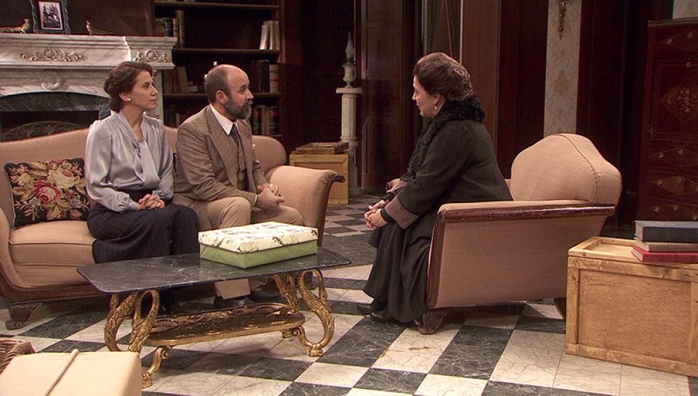 Los Mella reciben una oferta de Francisca para comprar el Jaral