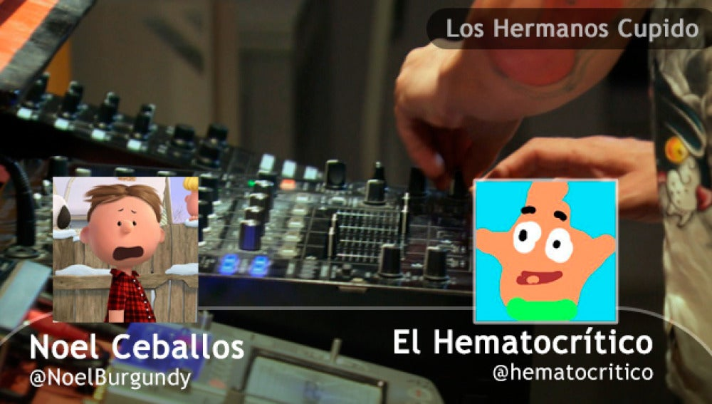 """Un remix de un remember"" por los Hermanos Cupido"