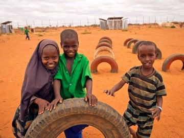 Muchos niños en zonas de conflicto no tienen acceso a la educación