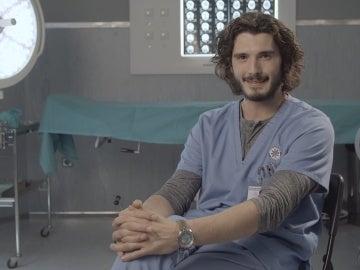 Yon González en 'Bajo Sospecha'