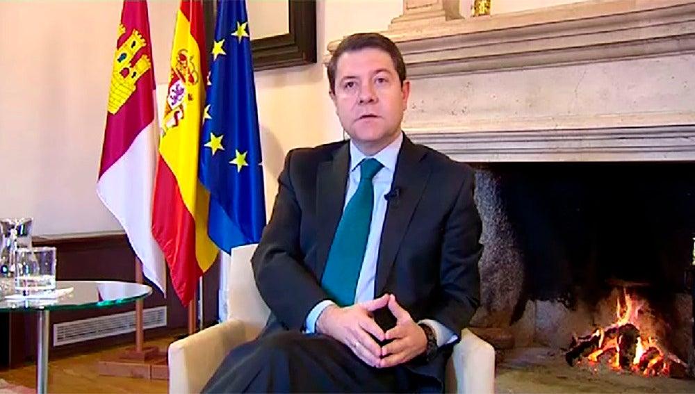 García-Page, entrevista en Espejo Público