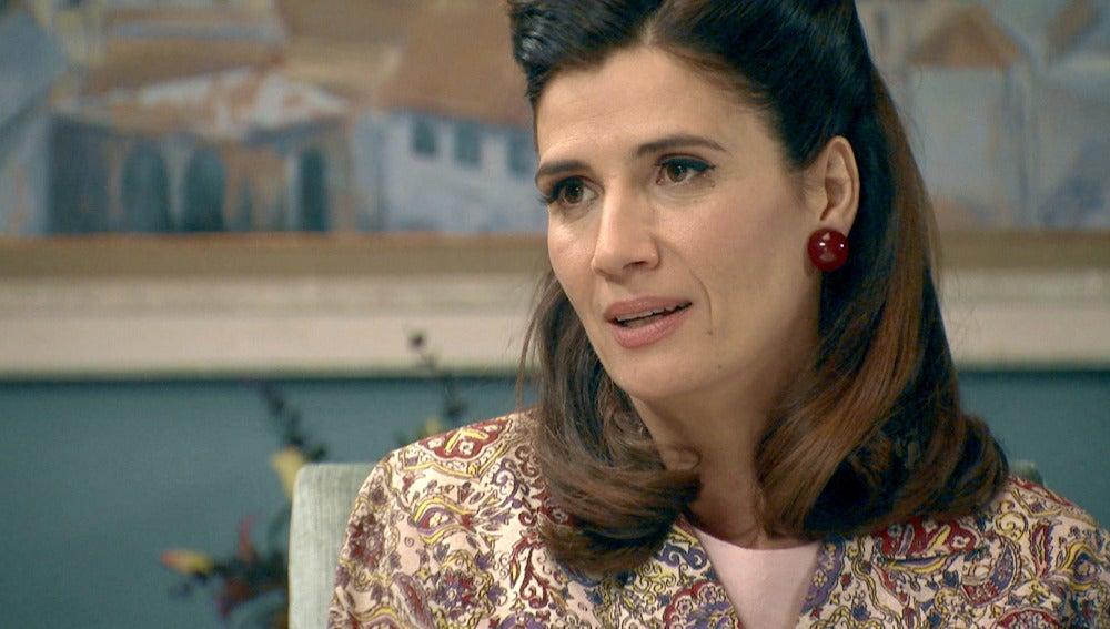 Adela rechaza la proposición de Tomás por no hacer daño a Eugenio