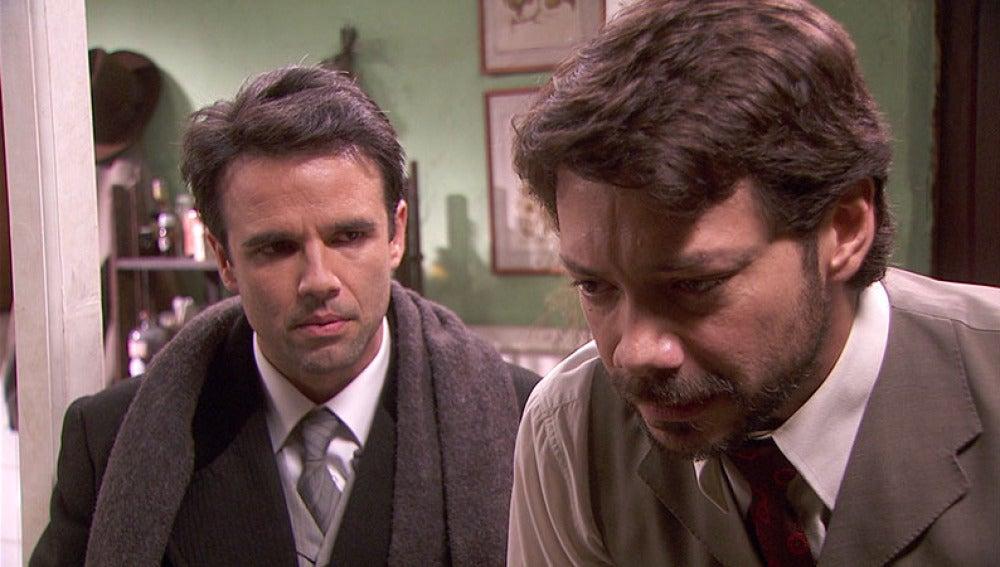 Carmelo evita que Lucas cometa una locura con Eliseo