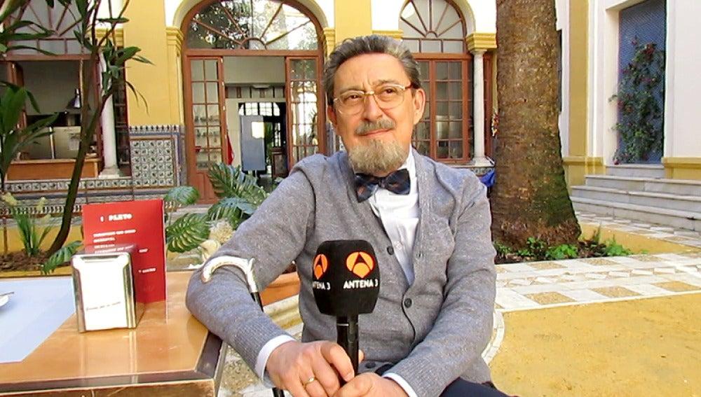 """Mariano Peña: """"Benjumea está rejuveneciendo porque está conociendo el amor"""""""