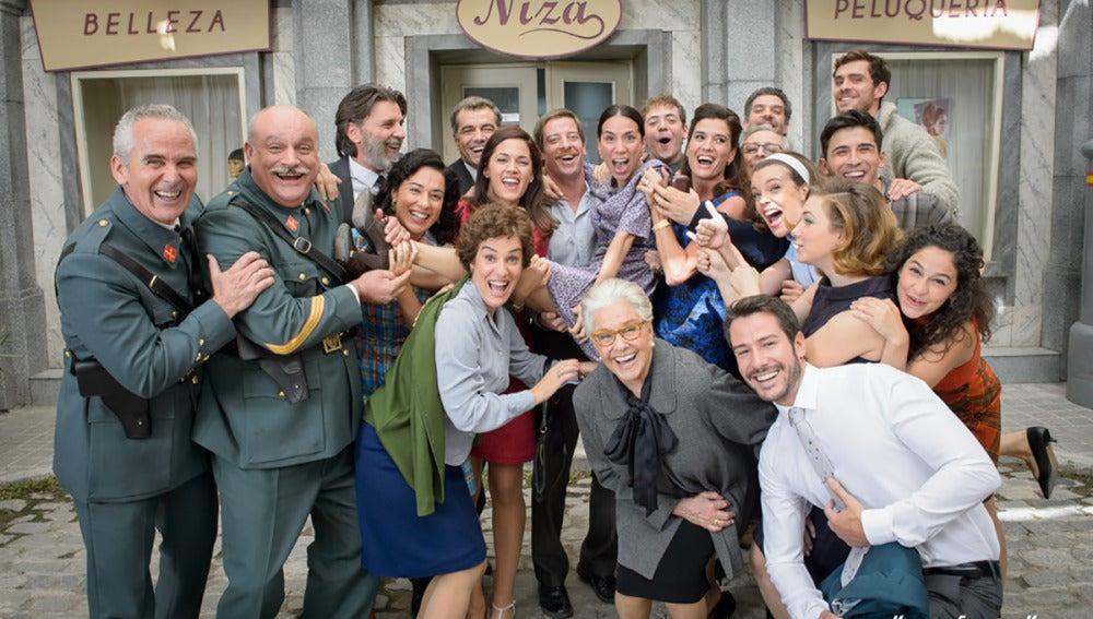 Amar es para siempre cumple tres años de éxito en Antena 3