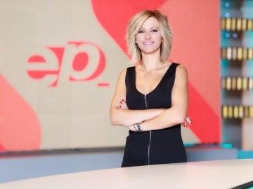 Susanna Griso, al frente de 'Espejo Público'