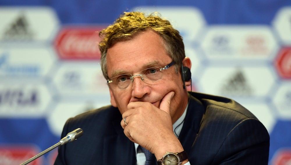 Jerome Valcke es despedido por no ser corrupto en la venta de entradas en el Mundial de Brasil