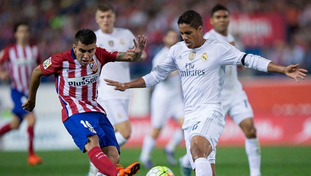 Atleti y Madrid