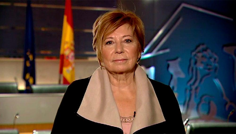 Celia Villalobos, en Espejo Público
