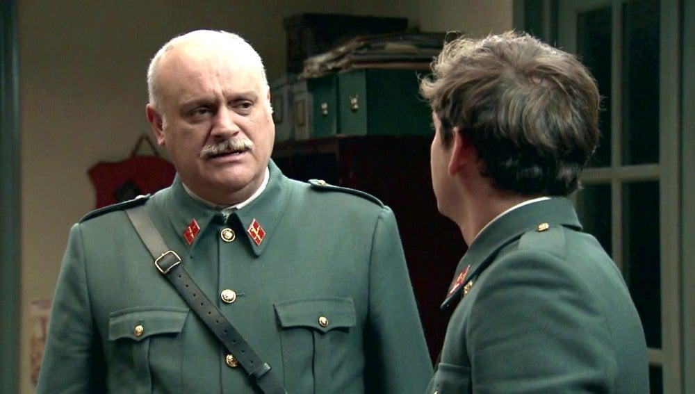 Gervasio descubre que Guillermo está investigando sobre Aníbal   Roldán