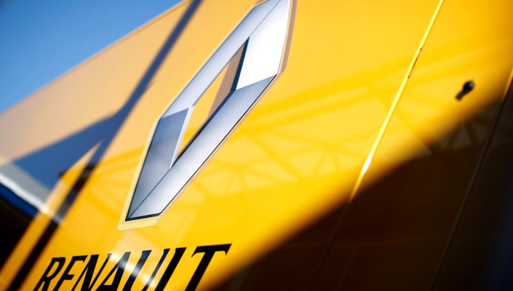 Logotipo de la marca Renault