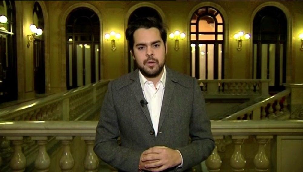 Fernando de Páramo, en una entrevista en Espejo Público