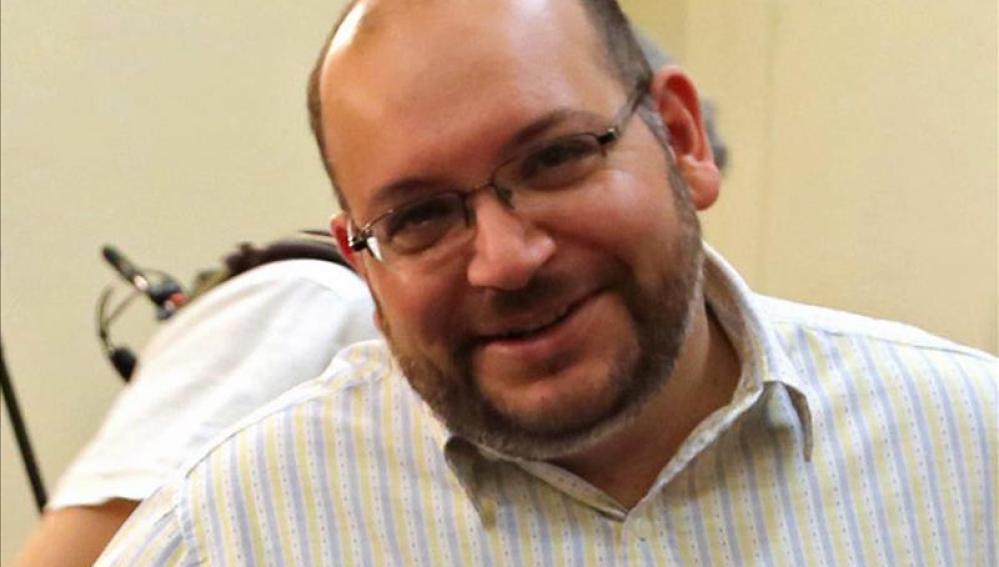 El periodista del 'Washington Post' liberado por los iraníes, Jason Rezaian,