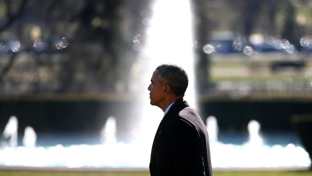 El Presidente de los Estados Unidos Obama