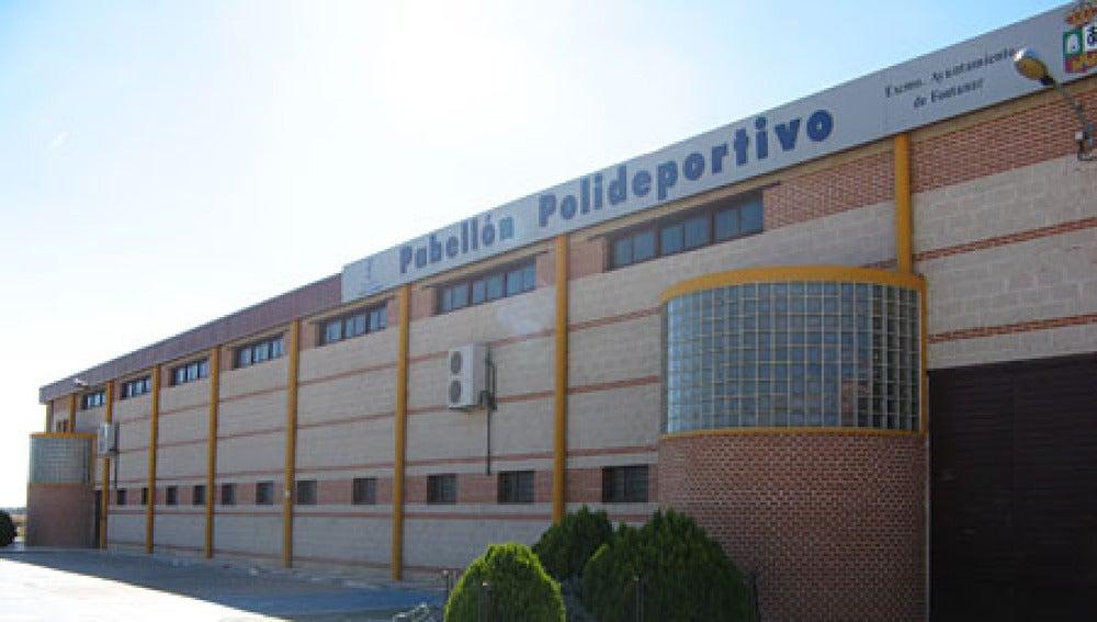 Pabellón Polideportivo de Fontanar