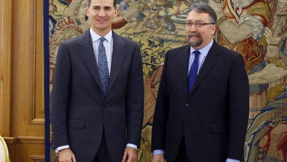 Comparecencia de Isidro Martínez en el Congreso