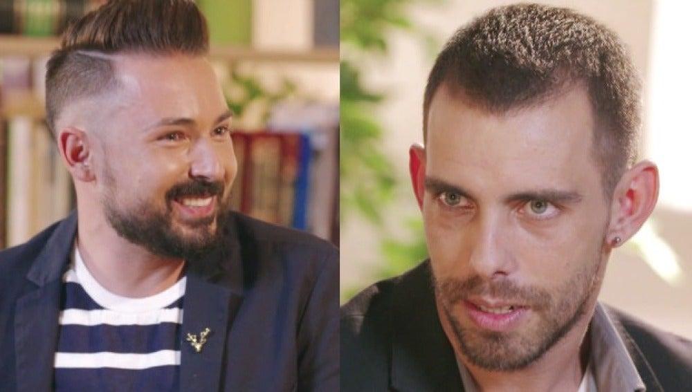 José Ramón y Alberto se casarán en 48 horas