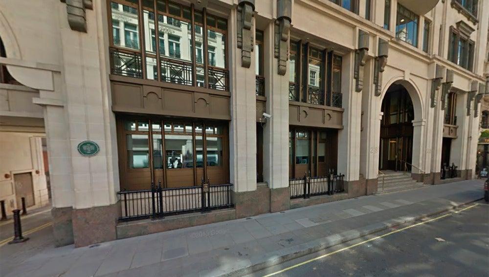 Almack House, edificio histórico de Londres