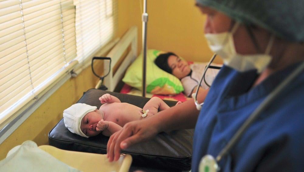 Diez países representan dos tercios de los niños nacidos muertos